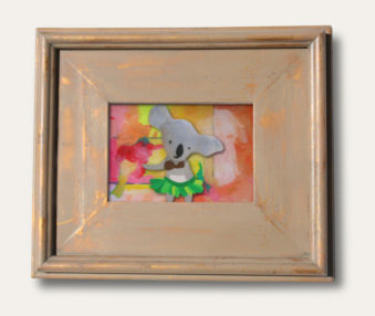 Classic Painting 8-by-10 Inch Driftwood Color Gallery Frame 4