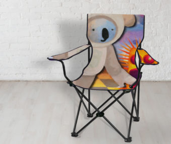 Dream Koalas App Icon Beach Chair