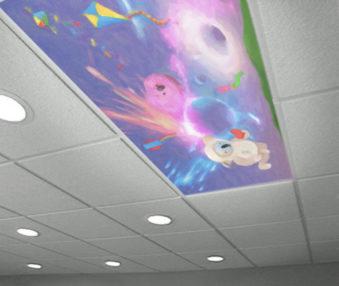Dream Koalas Ceiling Light Wrap 3