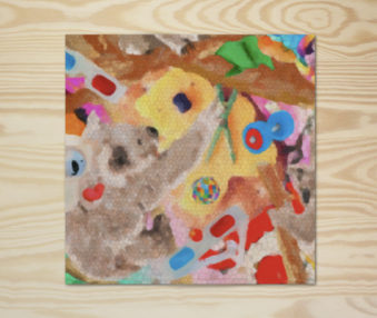 Dream Koalas Napkin 1