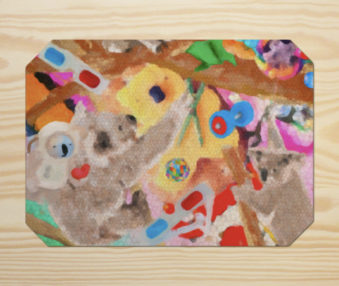 Dream Koalas Placemat 3