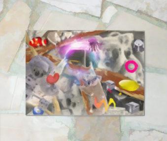 Dream Koalas Rug 5 by 7 6