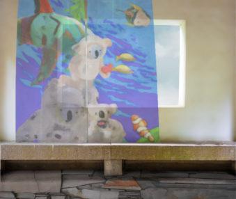 Dream Koalas Sheer Curtains 02b