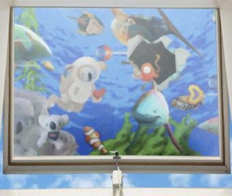 Dream Koalas Window Wrap 01