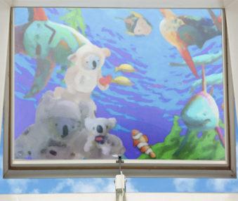 Dream Koalas Window Wrap 01b