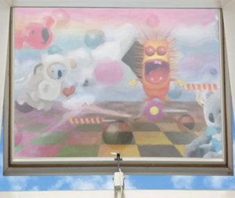 Dream Koalas Window Wrap 02