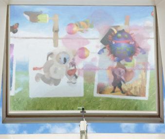 Dream Koalas Window Wrap 05