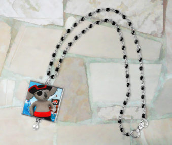 Koala Heist Necklace