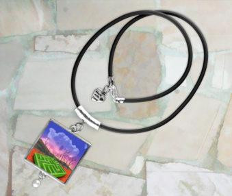 Koala Maze Necklace