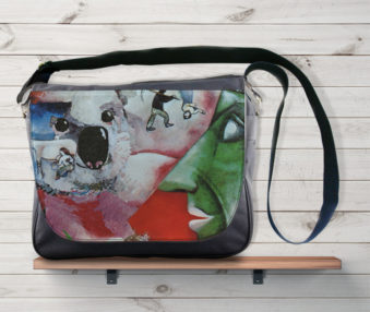 Koala Museum Chagal Courier Bag