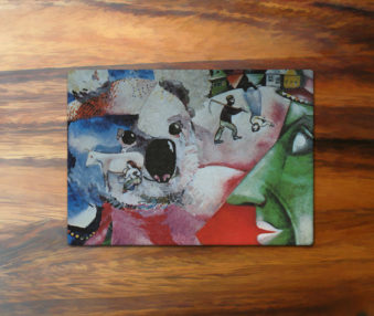 Koala Museum Chagall Cutting Board Small