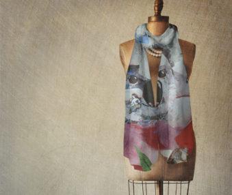 Koala Museum Chagall Large Scarf