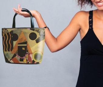 Koala Museum Kandinsky Classic Handbag