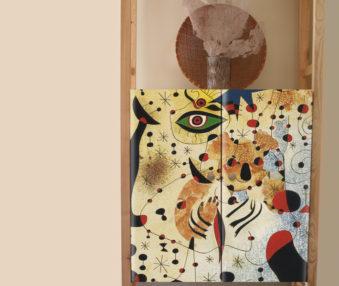Koala Museum Miro Furniture Wrap