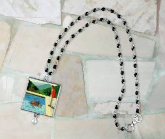 Koala Museum Necklace Hockney