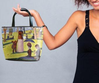 Koala Museum Seurat Classic Handbag