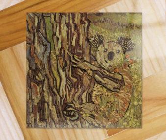 Koala Museum Van Gogh Rug 8-by-8 Feet