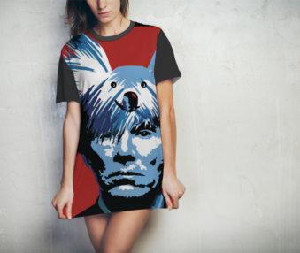 Koala Museum Warhol Unisex T-Shirt