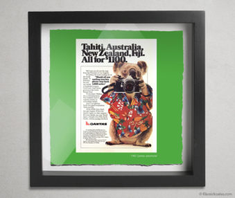 Koala Stars Shadow Box 10-by-10 Inches 10