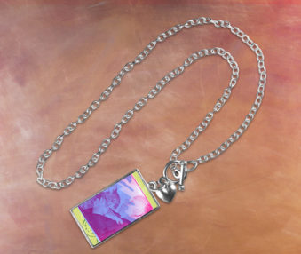 Pop Art Koalas Necklace 2